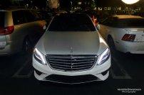 Auto, Mercedes, Lichts